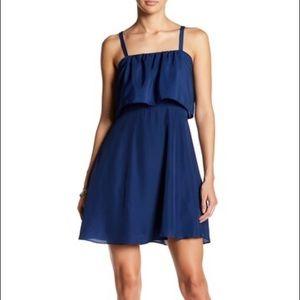 Parker Stealth Navy blue Nia dress